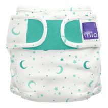 Bambino Mio, Miosoft Cloth Diaper Cover, Sweet Dreams, Size 2 (21lbs+)