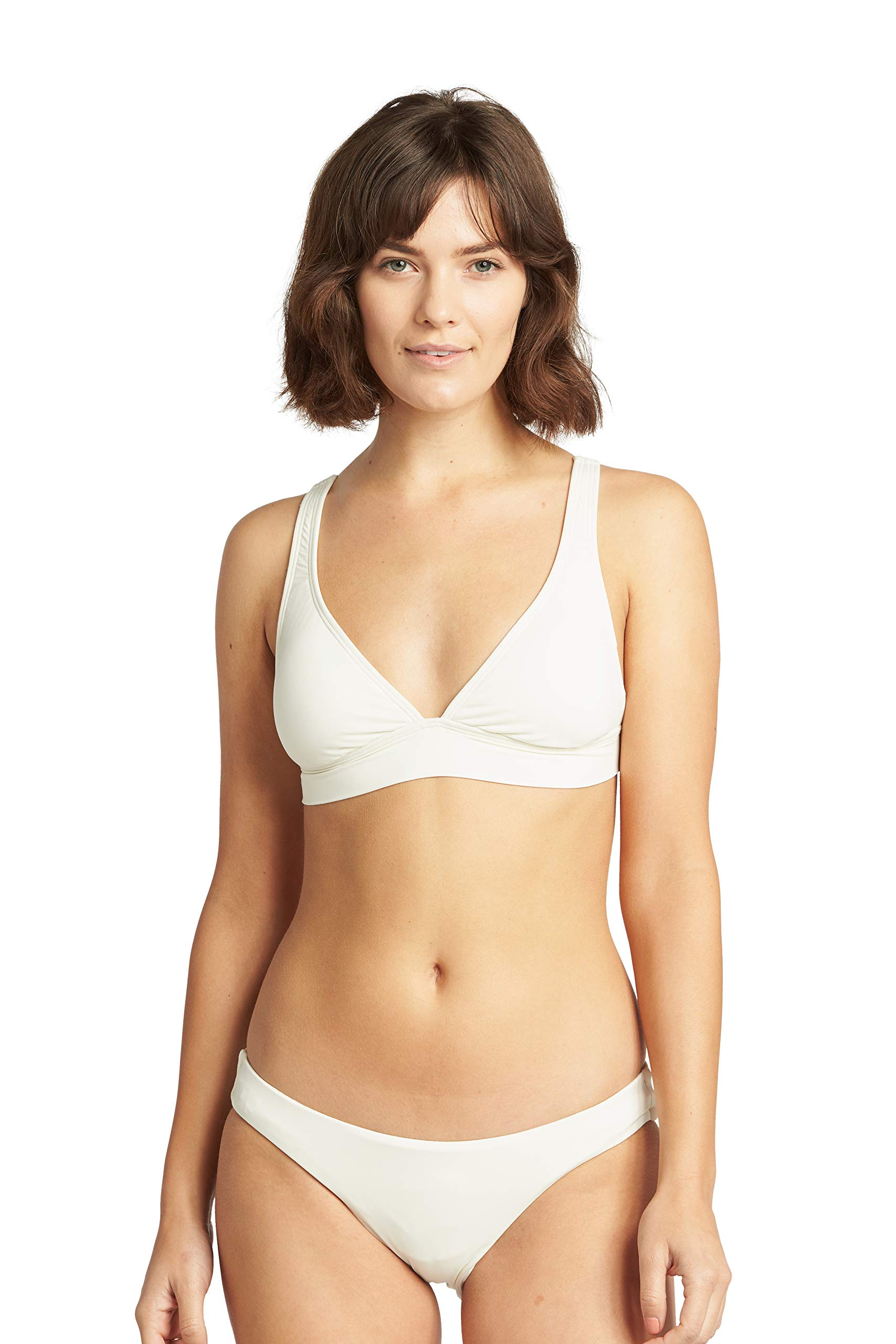 Billabong Women's Classic Banded Tri Bikini Top
