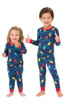 PajamaGram Holiday 2-Piece Infant & Toddler Pajamas