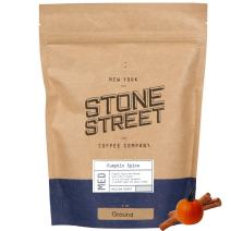 GOURMET PUMPKIN SPICE Flavored Ground Coffee | 1 LB Bag | Freshly Roasted Holiday Blend | 100% Colombian Arabica