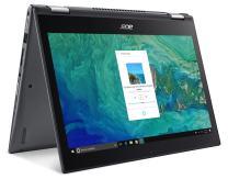 "Acer Spin 5 SP513-52N-58WW, 13.3"" Full HD Touch, 8th Gen Intel Core i5-8250U, Amazon Alexa Enabled, 8GB DDR4, 256GB SSD, Convertible, Steel Gray"