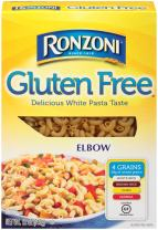 Ronzoni Gluten Free Elbow 12 oz (Pack of 12)