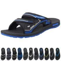 Gold Pigeon Shoes Simplus Unisex Sandals, Flip-Flops & Slides