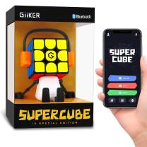 GiiKER SUPERCUBE I3SE,Electronic Bluetooth Cube,Speed Cube 3X3 Smart Cube,Application Synchronization Cube, STEM Toys, Puzzle Toys,Decompression Toys,Compatible with iOS Android.