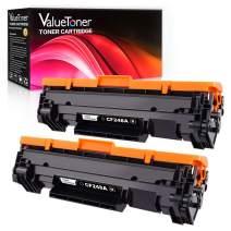 Valuetoner Compatible Toner Cartridge Replacement for-HP 48A-CF248A for Laserjet Pro M15w MFP M29w Laser Printer (Black, 2 Pack)