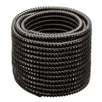 "HYDROMAXX Non Kink, Corrugated, Flexible PVC Water Garden Hose and Pond Tubing. Made in USA. Thick Wall. US/UL Sizing (1 1/2"" Dia x 100 ft)"