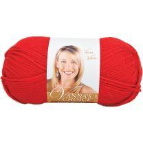 Lion Brand Yarn Lion Brand Vanna's Choice Yarn (113) Scarlet