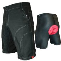 The Pub Crawler - Men's Loose-Fit Baggy Bike Shorts for Commuter or MTB Cycling