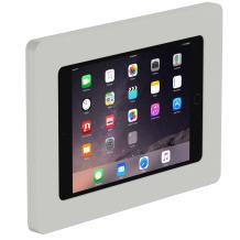 VidaMount Light Grey VESA Enclosure Compatible with iPad Mini 1/2/3
