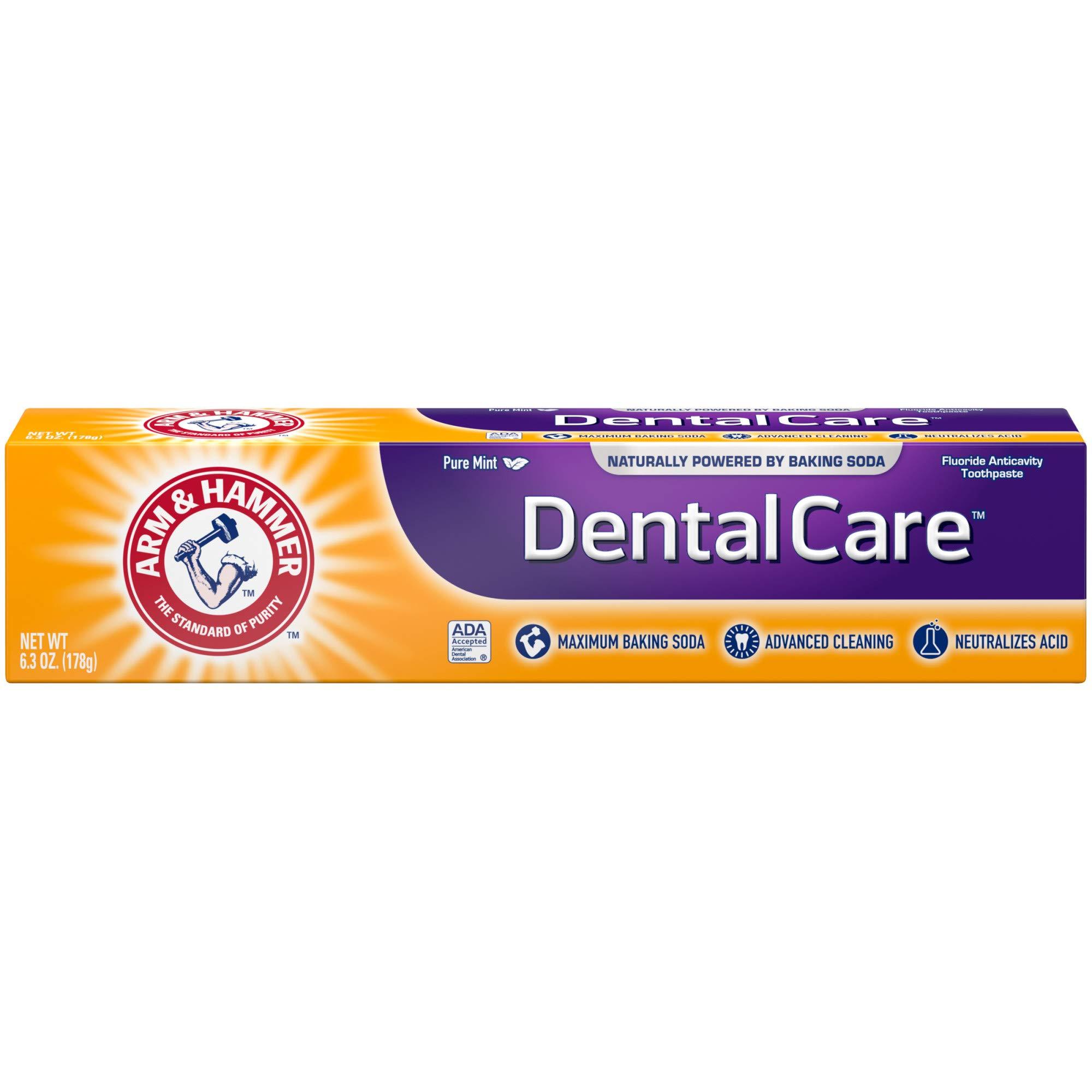 Arm & Hammer Dental Care Toothpaste 6.3 OZ