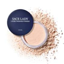 SACE LADY Mineral Loose Setting PowderSoft-matte Finish Oil-control Face Powder, Natural