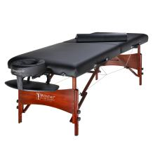 """Master Massage 30"""" Roma II Massage Table Portable,Height Adjustable Facial Table With Face Cradle Pillow and Free Carrying Bag"""