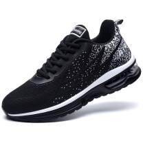 MEHOTO Mens Fashion Lightweight Tennis Walking Shoes Sport Air Fitness Gym Jogging Running Sneakers US7-US11.5