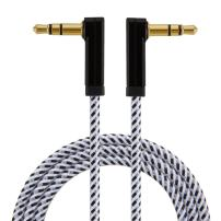 3.5mm Aux Cord 3 Feet, CableCreation Premium 1/8 Male to Male Jack Audio Cable with 24K Gold-Plated Compatible with Phones, Tablets, Sony/Beats Headphones, MP3 Player, Car/Home Stereo