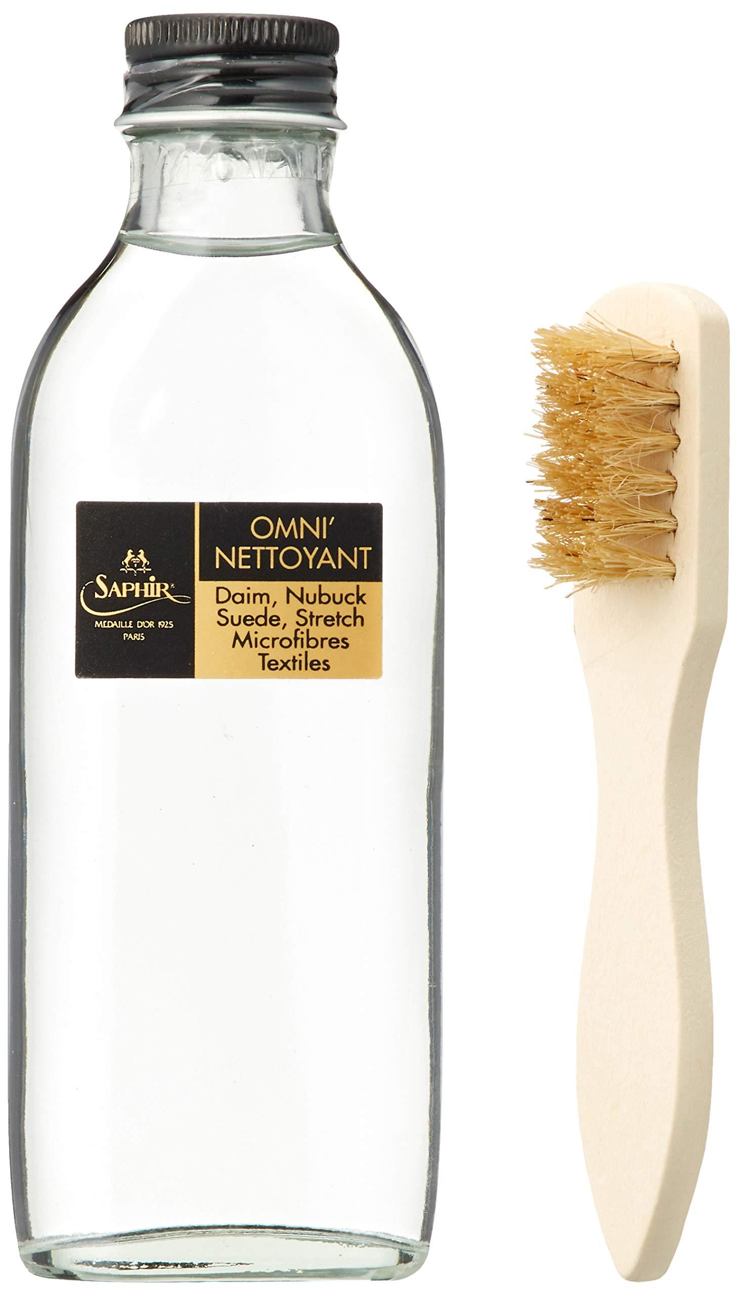 Saphir Medaille d'Or Omni'Nettoyant - Nubuck & Suede Cleaner Shoe Shampoo