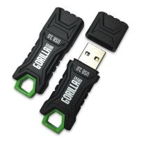 GorillaDrive 3.0 Ruggedized 128GB USB Flash Drive (Single)