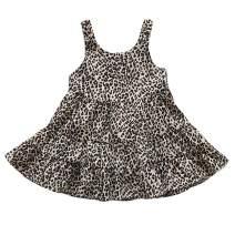 Oklady Toddler Baby Girls Dress Long Flare Sleeve Ruffled Round Collar Skirt