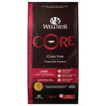 Wellness Core Natural Grain Free Dry Dog Food Lamb