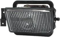 HELLA H12680021 Driver Side Replacement Fog Light Assembly