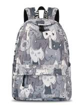 YANAIER Backpack for Teen Girls Cute Bookbags Laptop Bag Lightweight Women Casual Travel Daypack