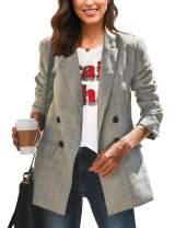 LookbookStore Plaid Blazer Size Medium