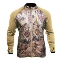 Kryptek Men's Borealis Insulated Baselayer Jacket Highlander