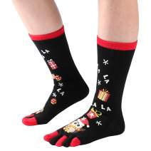 DREAM SLIM Unisex Christmas Sock Funny Crazy Color 3D Skull Pattern Athletic Basketball Sports Novelty Crew Tube Socks W616