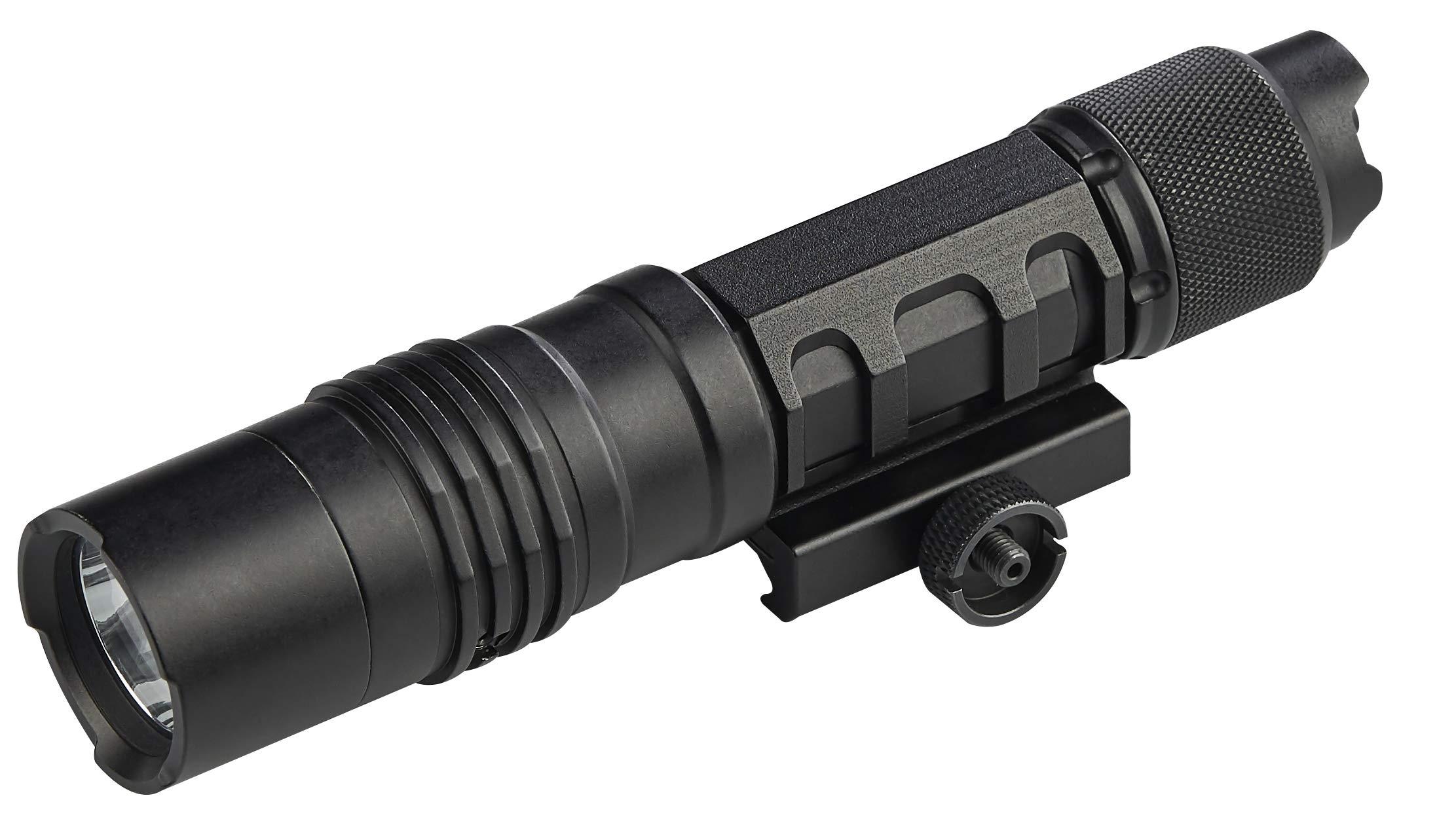 Streamlight 88089 ProTac Rail Mount HL-X Laser with CR123A Lithium Batteries - 1000 Lumens,Black