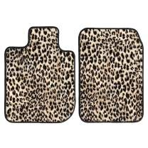 GG Bailey D51541-F1A-LP Precision Leopard Front Set Custom Car Mat