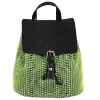Obvie Honeycomb Mesh Backpack Drawstring Backpack for Women Lightweight Backpack