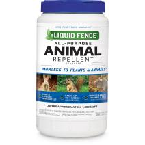 Liquid Fence All-Purpose Animal Repellent Granular, 2-Pound