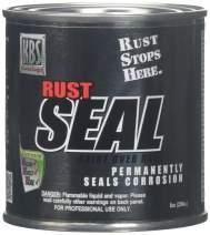 KBS Coatings 4202 Satin Black RustSeal - 8 fl. oz.