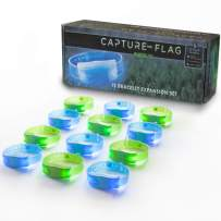Capture the Flag REDUX: Glow-in-The-Dark Bracelet Expansion Set - Allow up to 12 Additional Players