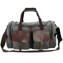 Duffle Bag -Duffel Bags For Men Duffel Bags For Women Travel Duffel Bag Large Duffel Bag Leather & Canvas Duffel Bags .Travel Duffel Bag.Duffle Bags For Men & Women