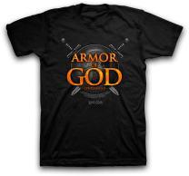 Kerusso Men's Armor of God T-Shirt