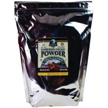 Fermented Organic Cacao Powder - Organic Chocolate - Raw Cacao Powder Organic - Cacao Powder Organic Raw - Minimally Processed - Fermented Cacao Powder - Fair Trade Cacao - 5 Lbs - Wildly Organic