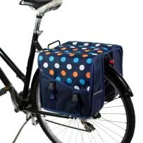 BikyBag Classic S - Double Panniers Bag Fashion Bicycle Cycle Bike Women's - Men's