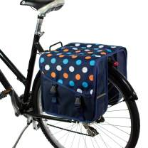 BikyBag Classic S - Double Panniers Bag Fashion Bicycle Cycle Bike Women's - Men's