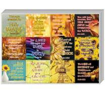 Christian Stickers for Women Series 3 (10 Sheets) - Assorted Mega Pack of Inspirational Stickers