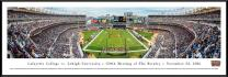Lafayette vs Lehigh - 150th Anniversary - Blakeway Panoramas College Sports Posters