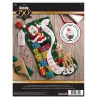 Bucilla The List Stocking Kit