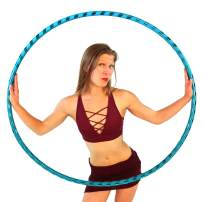 Beginner Hula Hoop. Your Choice of Color. Made in The USA.