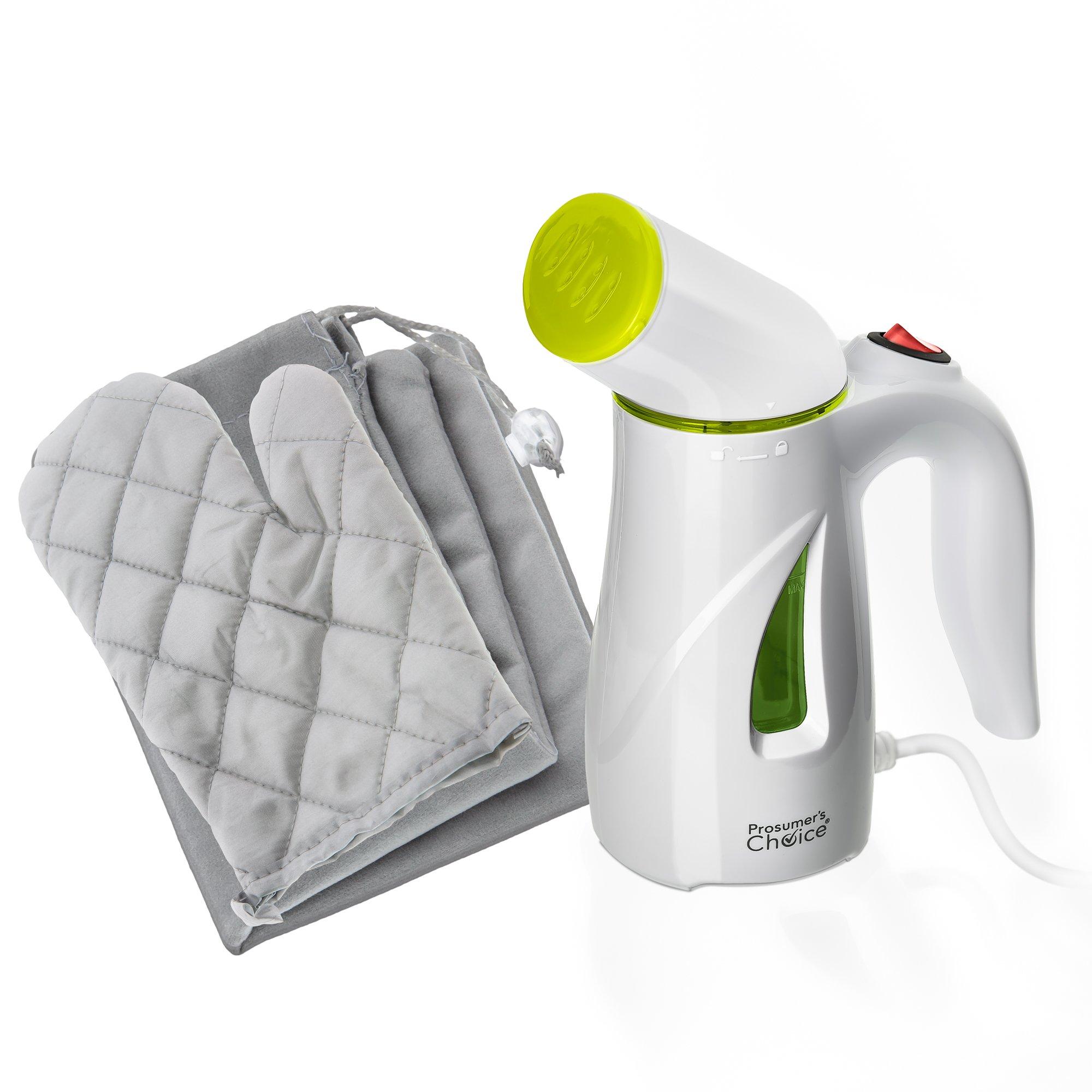 Prosumer's Choice Handheld Garment Travel Steamer