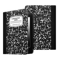 Fintie Folio Case for Kindle Paperwhite - Fits All Paperwhite Generations Prior to 2018 (Not Fit All-new Paperwhite 10th Gen), Composition Book