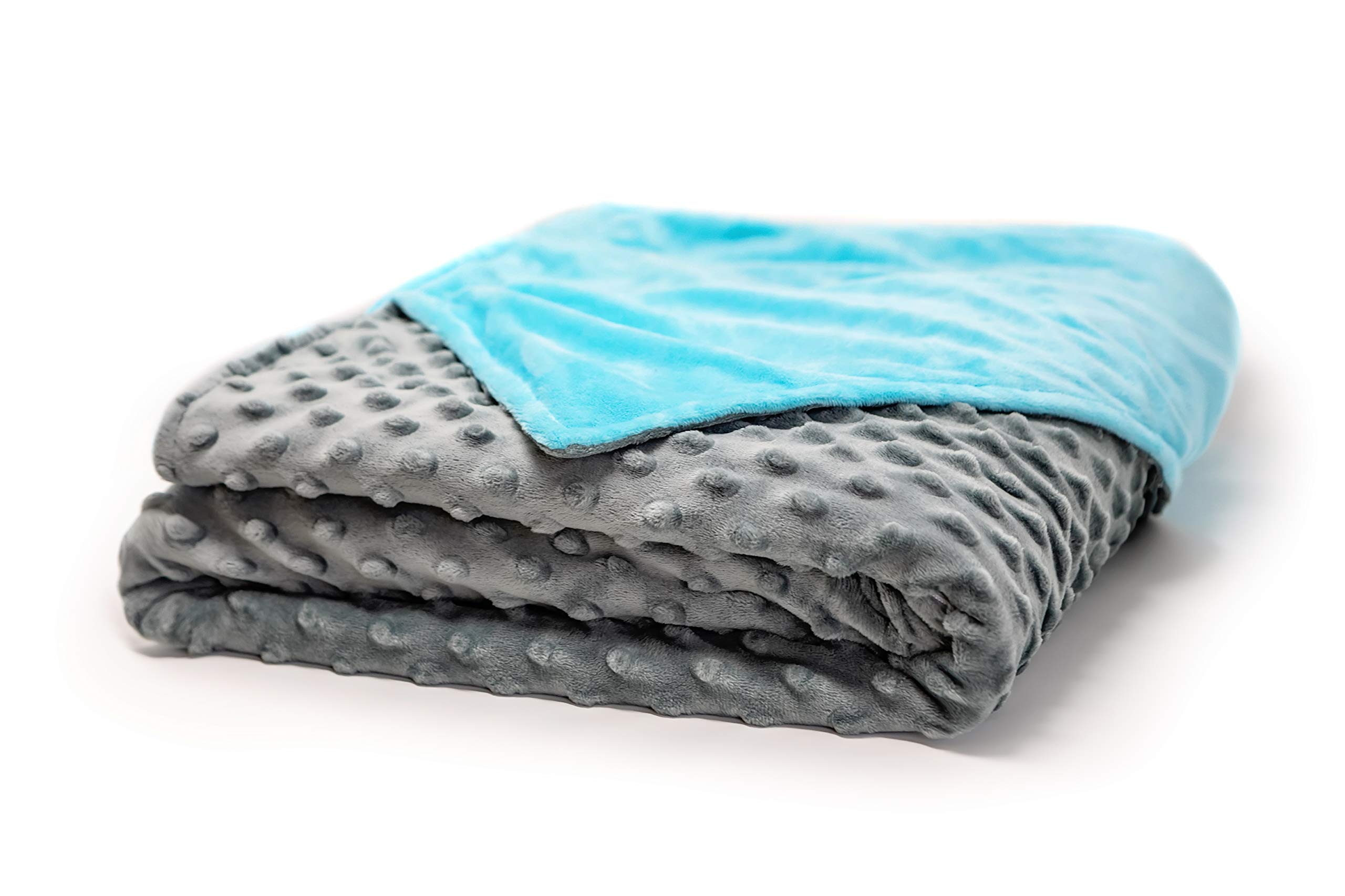 """Soothing Company Weighted Blanket Duvet Cover for Kids Calming Comfort 