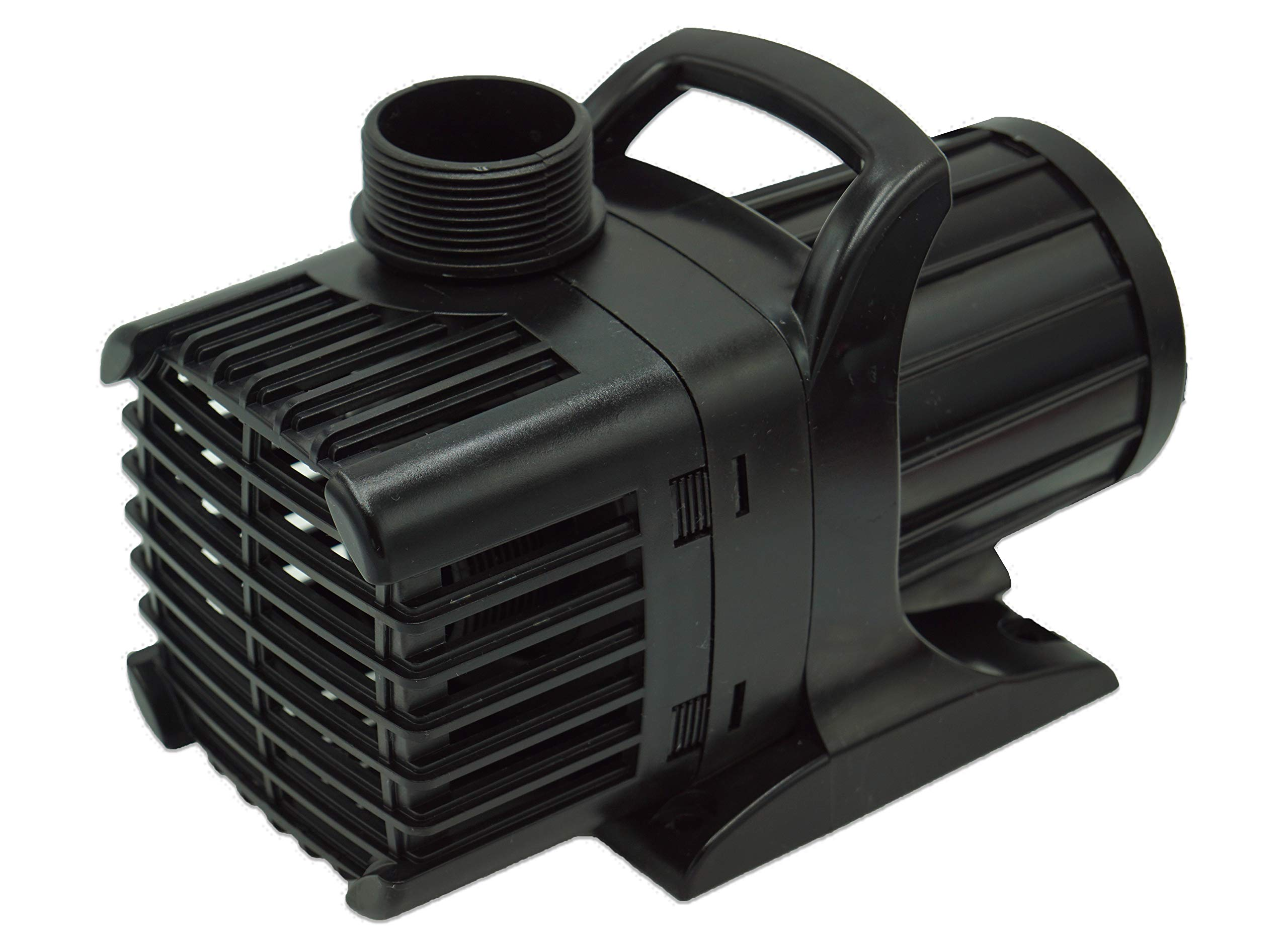 Aqua Pulse 3,000 GPH Submersible Pump with 100 Foot Cord for Ponds, Water Gardens, Pondless Waterfalls and Skimmers