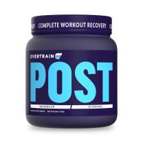 EVERTRAIN Post - Premium Clean Post-Workout Powder with Natural Flavors and Colors - Recovery and Anti-Inflammatory Supplement - 30 Servings - Watermelon