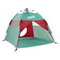Lightspeed Outdoors Kids Fort Pop-Up Play Tent with Safety Lock & Tunnel Entrance with UPF 50+ Sun Protection