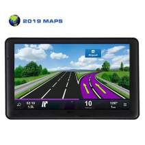 GPS Navigation for car 7inch 8GB&256MB GPS Navigation System,Spoken Turn- to-Turn Traffic Alert Vehicle Car GPS Navigator,Lifetime Free Map Updates