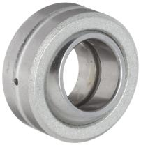 "Sealmaster SBG 8SA Two-Piece Precision Spherical Bearing 1/2"" Bore , 1"" OD, 1/2"" Inner Ring Width, 0.390"" Outer Ring Width"